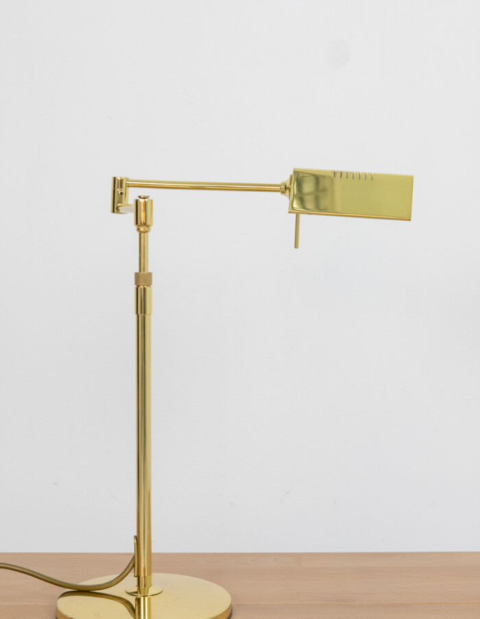 Italian Copper Touch Dimmer Lamp-1