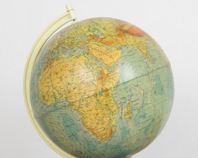 Vintage Large Globe