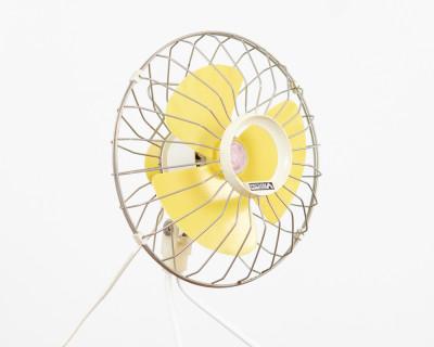 Predom Metrix Yellow Ventillator (Working)